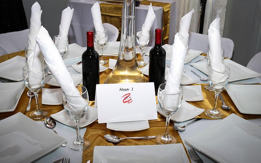 Producción de Eventos, Matrimonios